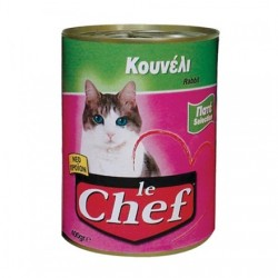 Le Chef Pate Rabbit 400gr