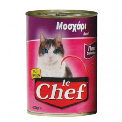 Le Chef Pate Beef 400gr